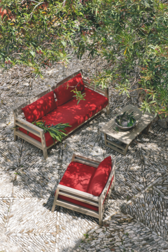 ethimo,outdoor,mobilier,marque,design,decoration,jardin,out,italie,italienne,marque italienne,indoor,rome,roma,colors,bois,couleurs,nature,neutre,naturel,mer,bord de mer