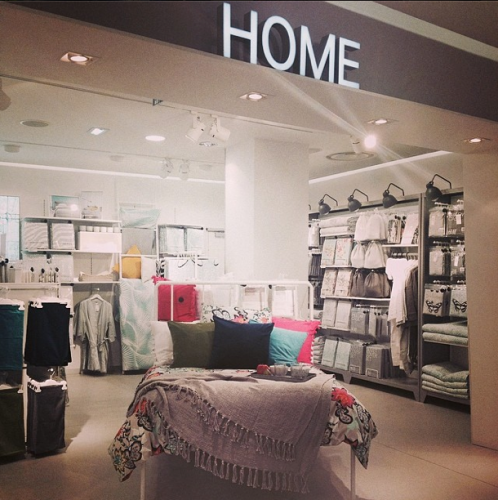 h&m home,paris,inauguration,ouverture,parisien,115 avenue de france